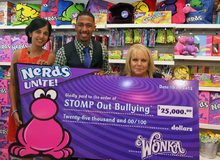 JOIN Halstead' AND ROSS ELLIS TO HELP STOMP OUT BULLYING
