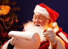 Dear Santa from a Savvy NYC Real Estate Agent, Child Advocate and Philanthropist