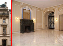 Manhattan's famed Sloane mansion going on the auction block