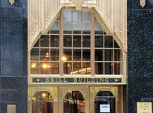 Historic Brill Building: soon to hit market